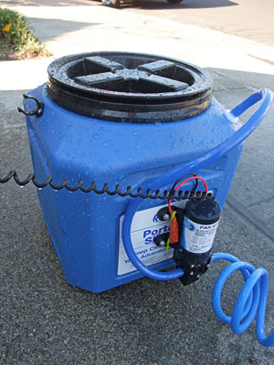 12V Portable Shower / Washer